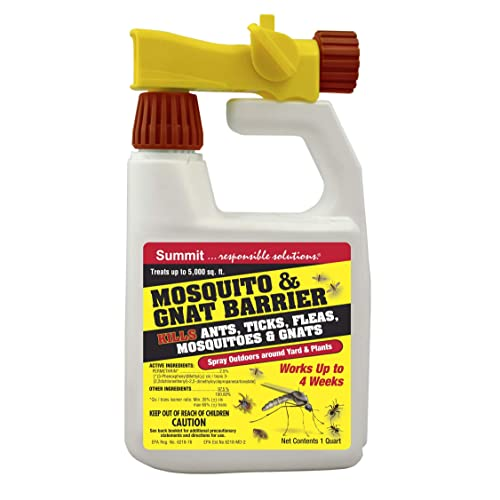 chemical Spray for Gnats
